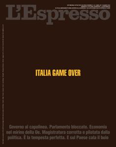 L'Espresso - 09 giugno 2019