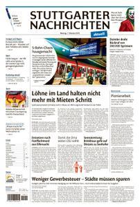 Stuttgarter Nachrichten Fernausgabe - 07. Oktober 2019