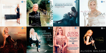 Alison Balsom - The Album Collection (2002-2014) [Official Digital Download]