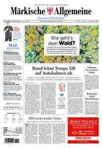 Märkische Allgemeine Zossener Rundschau - 20. Dezember 2018