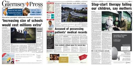 The Guernsey Press – 16 January 2020