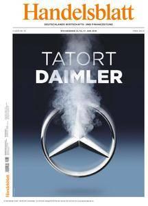 Handelsblatt - 15. Juni 2018