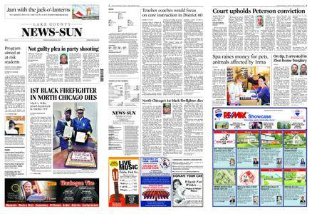 Lake County News-Sun – September 22, 2017