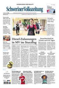 Schweriner Volkszeitung Hagenower Kreisblatt - 20. März 2018