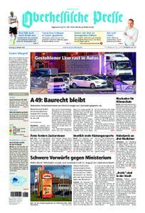 Oberhessische Presse Hinterland - 08. Oktober 2019