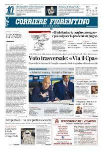 Corriere Fiorentino La Toscana - 20 Marzo 2018