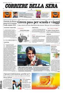 Corriere della Sera - 4 Agosto 2021