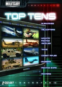 Military Channel - Top Tens: Fighting Ships (2005)