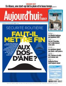 Aujourd'hui en France - 17 Janvier 2020