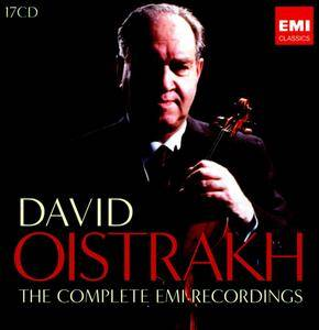 David Oistrakh - The Complete EMI Recordings (2008) (17 CDs Box Set)