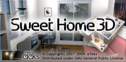 Sweet Home 3D v2.2 Portable