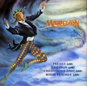 Marillion - Freaks (Live) (1988) EMI/12MARIL 9 - Original UK Pressing - 12″/45 RPM/FLAC In 24bit/96kHz
