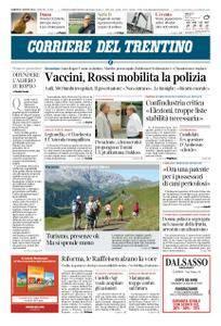 Corriere del Trentino – August 31, 2018