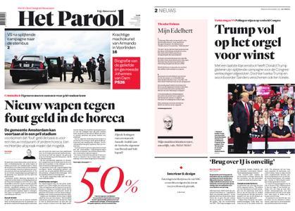Het Parool – 06 november 2018