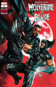 Wolverine vs Blade Special 001 2019 Digital Zone