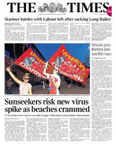 The Times - 26 June 2020