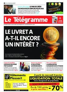 Le Télégramme Guingamp – 17 janvier 2020