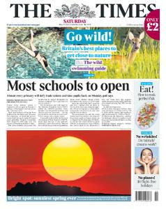 The Times - 30 May 2020