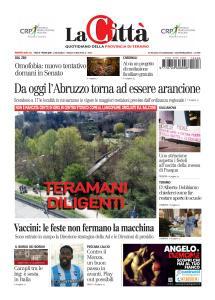La Città Quotidiano - 6 Aprile 2021