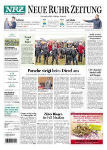 NRZ Neue Ruhr Zeitung Essen-Postausgabe - 24. September 2018