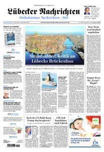 Lübecker Nachrichten Ostholstein Süd - 07. November 2018