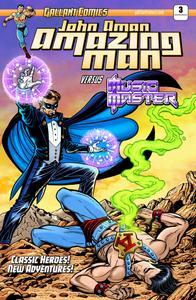 John Aman Amazing Man 003 digital Minutemen-Drunk Monk