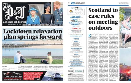 The Press and Journal Moray – March 10, 2021