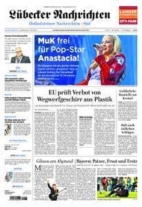 Lübecker Nachrichten Ostholstein Süd - 03. Mai 2018