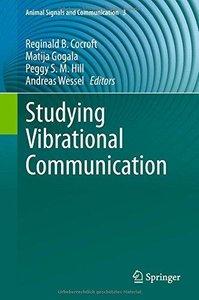 Studying Vibrational Communication (Repost)