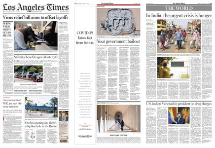 Los Angeles Times – March 27, 2020