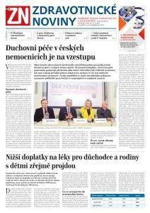 Zdravotnické noviny - 3. dubna 2017