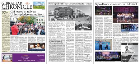 Gibraltar Chronicle – 02 May 2019