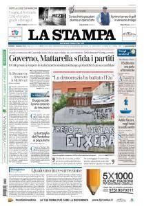 La Stampa Torino Provincia e Canavese - 4 Maggio 2018