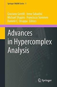 Advances in Hypercomplex Analysis