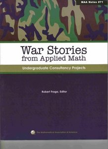 War Stories from Applied Math: Undergraduate Consultancy Projects (Repost)