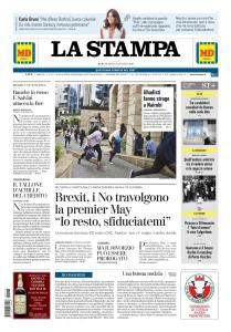 La Stampa Imperia e Sanremo - 16 Gennaio 2019