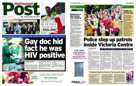 Nottingham Post – June 19, 2018