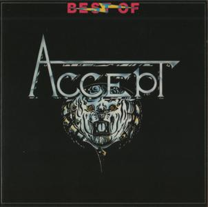 Accept - Best Of Accept (1983) [1986, Brain 811994-2]