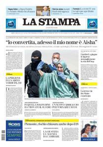 La Stampa Imperia e Sanremo - 11 Maggio 2020