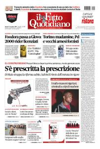 Il Fatto Quotidiano - 09 novembre 2018