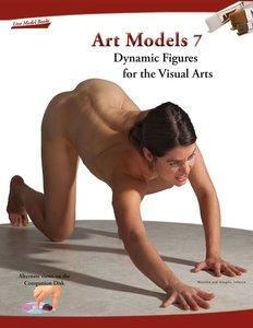 Art Models 7: Dynamic Figures for the Visual Arts (Art Models series) (Repost)