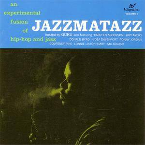Guru - Jazzmatazz Volume 1 (1993) {Chrysalis/EMI Records Group} **[RE-UP]**