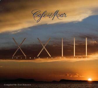 VA - Cafe del Mar XXIII (Volume 23) (2017) 2CDs, Compiled by Toni Simonen