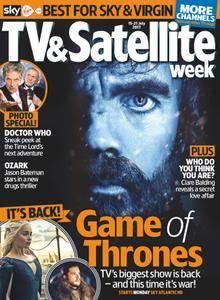 TV & Satellite Week - 15 July 2017