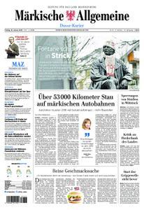 Märkische Allgemeine Dosse Kurier - 18. Januar 2019