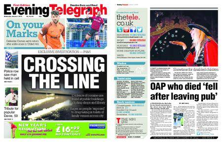 Evening Telegraph First Edition – January 03, 2018