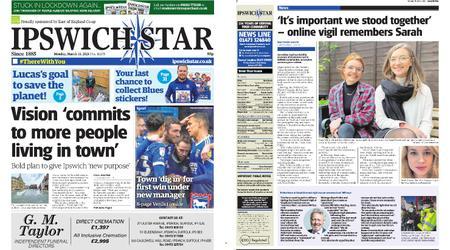 Ipswich Star – March 15, 2021