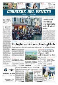 Corriere del Veneto Venezia e Mestre - 13 Luglio 2018