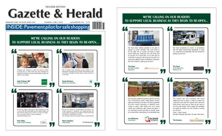 Gazette & Herald – June 04, 2020