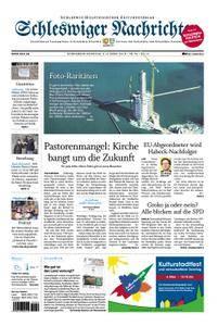 Schleswiger Nachrichten - 03. März 2018
